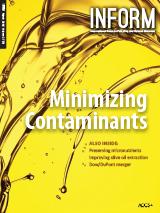 INFORM cover minimizing contaminants