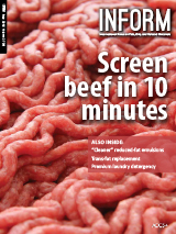 INFORM cover screen beef in 10 minutes