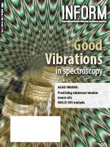INFORM cover good vibrations in spectroscopy