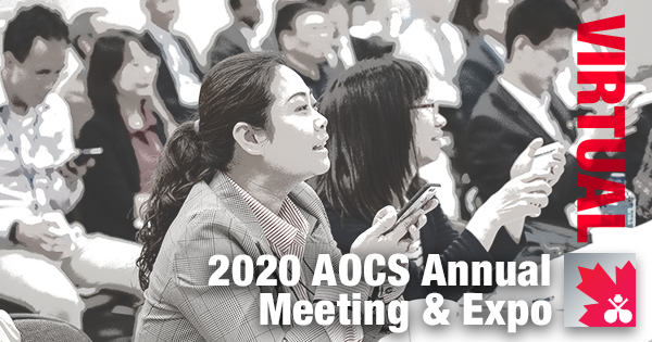 Virtual 2020 AOCS meeting