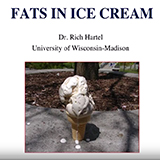 Fat Transitions in Ice Cream