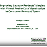 Balancing Laundry Product Margins with Virtual Reality Data Visualization in Consumer Relevant Terms