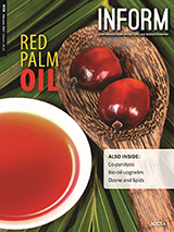 INFORM cover red palm oil
