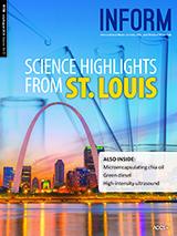 INFORM cover St. Louis skyline