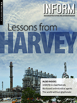 INFORM cover lessons from Harvey