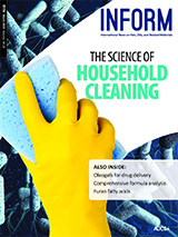 INFORM cover the science of household cleaning