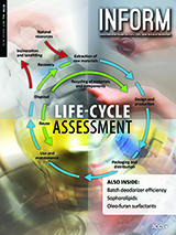 INFORM cover life-cycle assessment