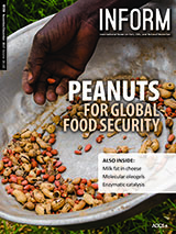 INFORM cover Peanuts for global food security