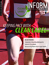 INFORM cover keeping race with clean label
