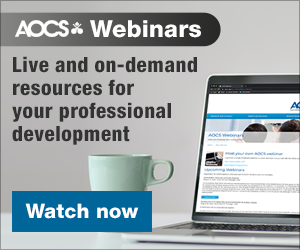 Watch live and on-demand resources for your professional development