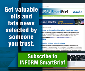 Subscribe to AOCS Smartbrief to stay informed about the latest news
