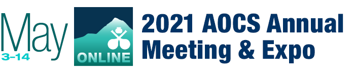 2021 AOCS Annual Meeting & Expo