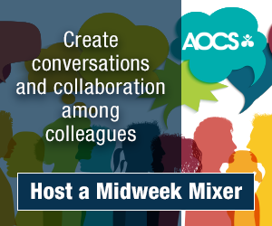 Host a Midweek Mixer to create conversations and collaboration among colleagues